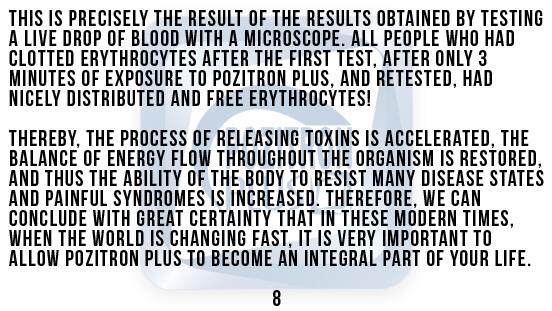 Darkfield Method Blood Drops Test Text 8