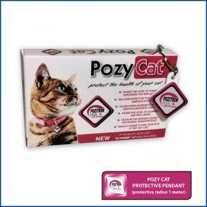 Pozy Cat Protective Pendant