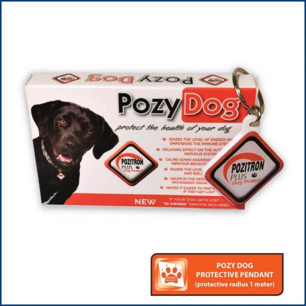 Pozy Dog Protective Pendant